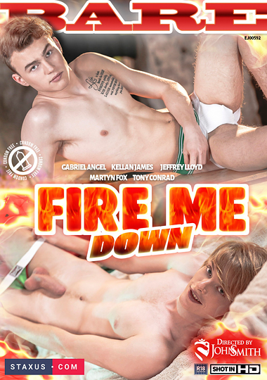 Fire Me Down cover