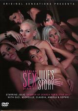 Lesbian Sex Diaries: Julie's Story