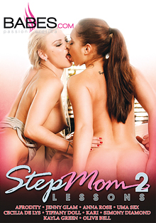 Stepmom Lessons 2 cover