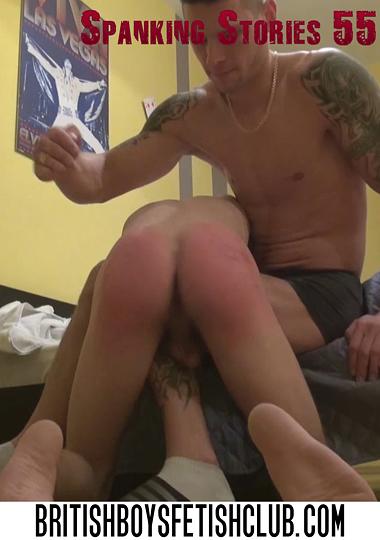 Gay spanking erotica