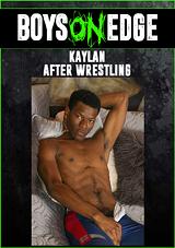 Kaylan After Wrestling