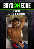 Kaylan After Wrestling