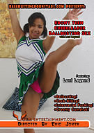 Ebony Teen Cheerleader Ballbusting Sex With Loni Legend