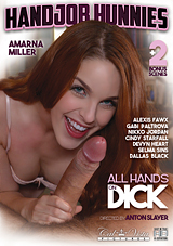 Handjob Hunnies: All Hands On Dick