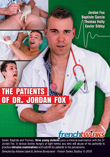 The Patients Of Dr. Jordan Fox cover