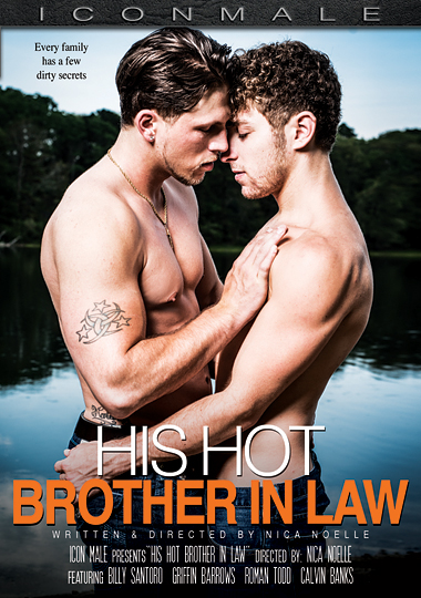 His Hot Brother In Law Cover Front