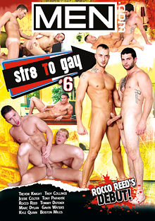 Str8 To Gay 6 cover
