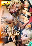 Italian She Male 36