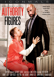 Authority Figures cover
