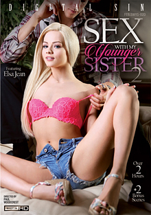 Sex With My Younger Sister 2 cover