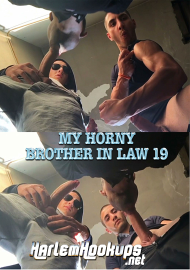 My Horny Brother In Law 19 cover