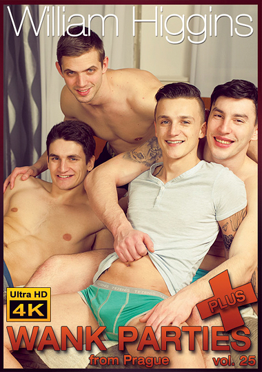 Wank Parties Plus From Prague 25 cover
