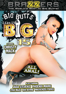 Big Butts Like It Big 15 cover