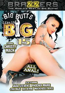 Big Butts Like It Big 15 cover