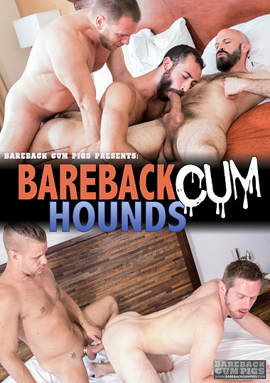 Bareback Cum Hounds cover