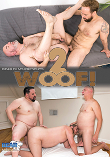 Woof 2 cover