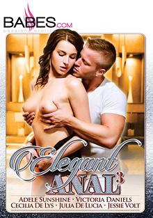 Elegant Anal 3 cover