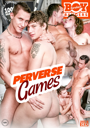Perverse Games cover
