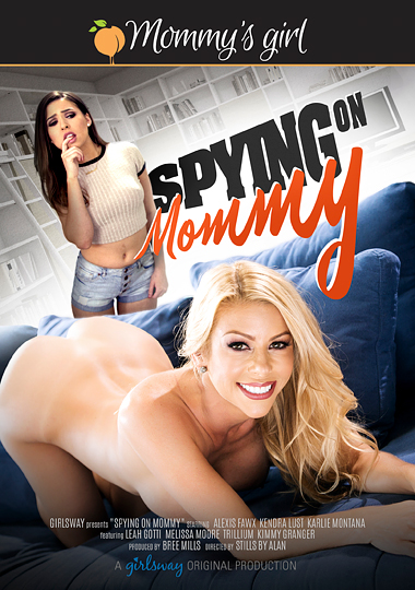 Spying On Mommy cover