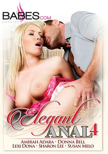 Elegant Anal 4 cover