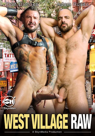 West Village Raw cover