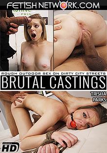 Brutal Castings: Trisha Parks cover
