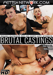 Brutal Castings: Rachael Madori adult gallery