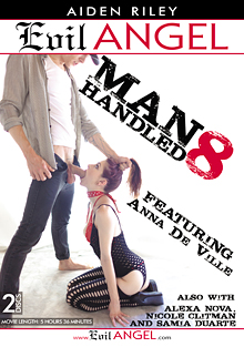 Manhandled 8 cover