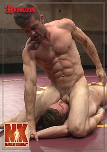 Naked Kombat: Lance Hart Vs Brendan Patrick cover