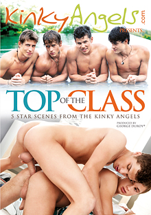 Top Of The Class cover