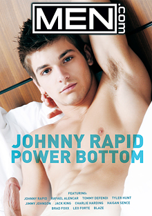 Johnny Rapid Power Bottom cover