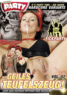 Fick Party: Fuck And Dance 57 cover