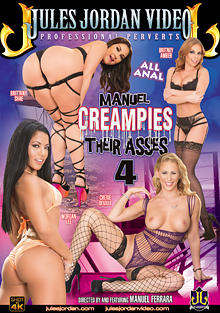 Manuel Creampies Their Asses 4 cover
