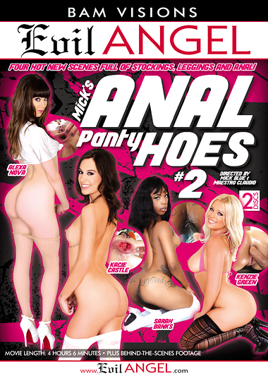 Mick's ANAL PantyHOES 2 cover