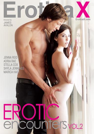 Erotic Encounters 2 cover