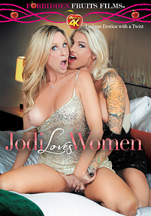 Jodi Loves Women cover
