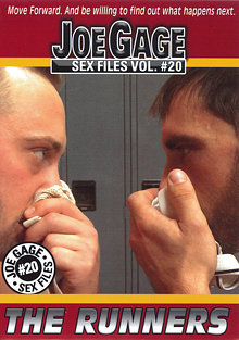 Joe Gage Sex Files 20: The Runners