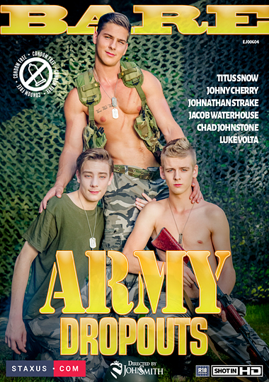 Army Dropouts cover