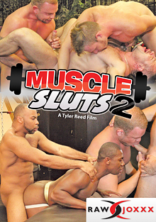 Raw Muscle Sluts 2 cover
