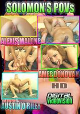 Solomon's POVs: Alexis Malone, Amee Donovan And Austin O'Riley