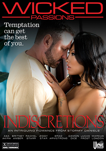 Indiscretions cover