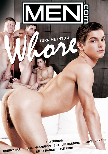 Turn Me Into A Whore cover