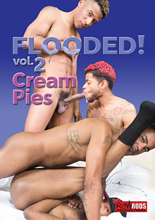 Flooded 2: Cream Pies cover