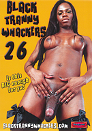 Black Tranny Whackers 26