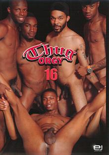Thug Orgy 16 cover