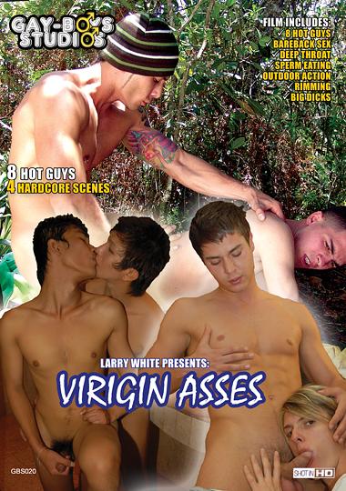 Virgin Asses cover