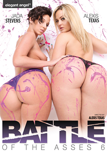 Battle Of The Asses 6 cover