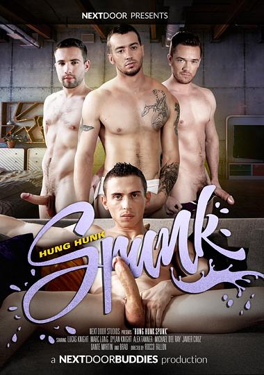 Hung Hunk Spunk cover