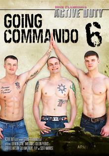 Going Commando 6 cover