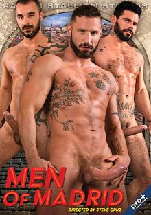 Men Of Madrid cover